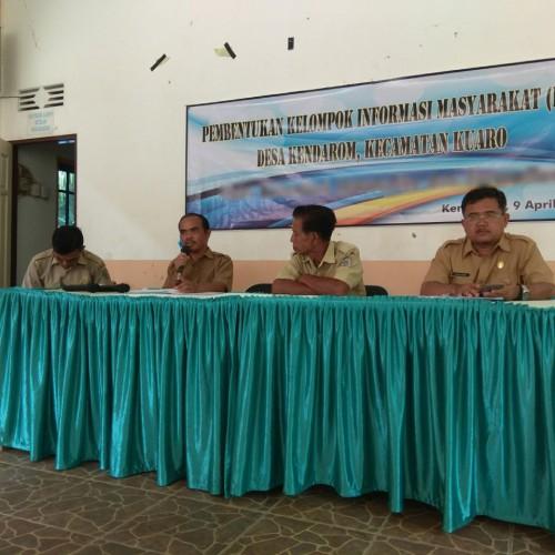 Bangun Akses Informasi ke Desa, DKISP Kembali Bentuk KIM