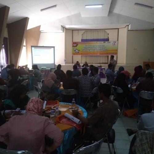 KPU Paser Bentuk 55  Relawan Pemilu