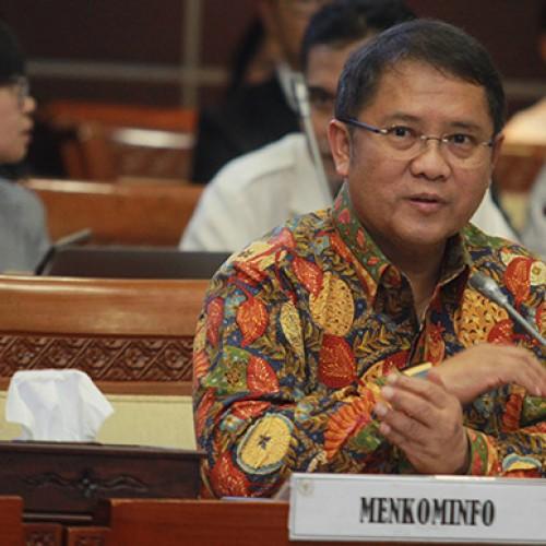 Tiga Langkah Pemerintah Agar Dunia Maya Indonesia Tetap Damai