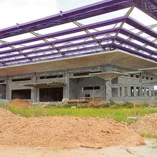 Pemkab Paser Lengkapi Dokumen Persyaratan Pembangunan Bandara