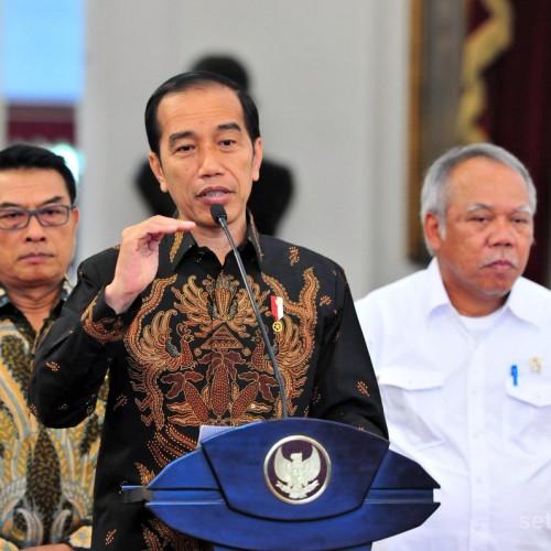 Presiden Larang ASN dan Pegawai BUMN Mudik