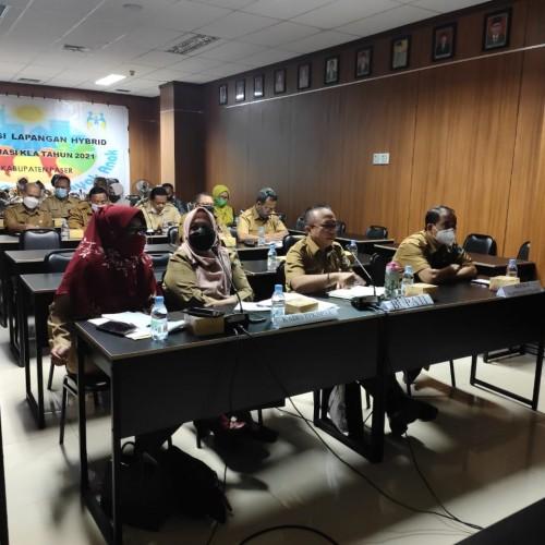 Pemkab Paser Penuhi Persyaratan Kabupaten Layak Anak